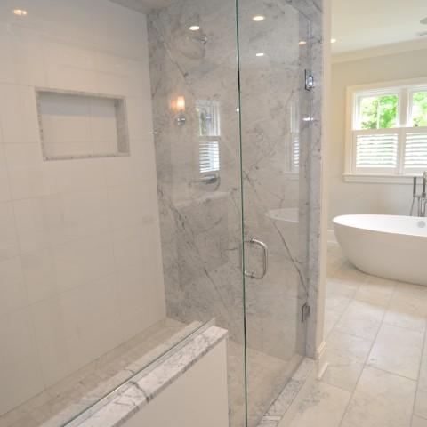15V master shower